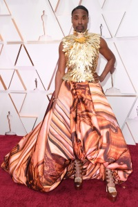 Billy Porter 2020 Oscars Best and Worst Dressed Celebs