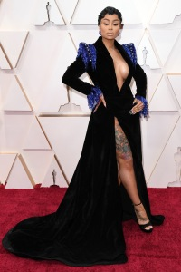 Blac Chyna 2020 Oscars Best and Worst Dressed Celebs
