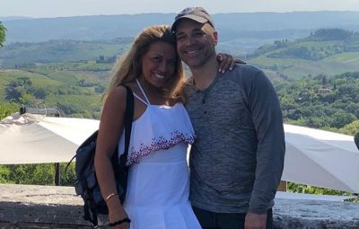 Dolores Catania and Frank Principe