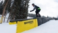 emma crosby competes at the dew tour 2020