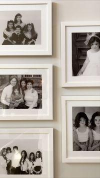 Kylie Jenner Gallery Photo Wall Kardashian Siblings