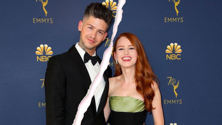 Riverdale Star Madelaine Petsch Attends Emmy Awards With boyfriend Travis Mills Before Split