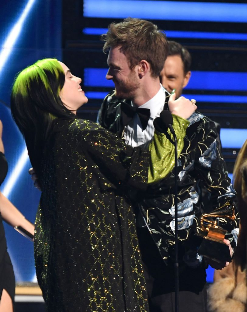 Billie Eilish and Finneas O'Connell 62nd Annual Grammy Awards, Show, Los Angeles, USA - 26 Jan 2020