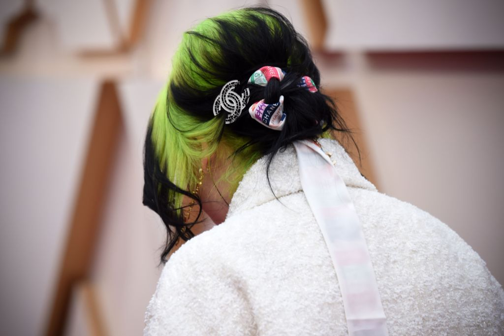 Billie Eilish Hair 92nd Annual Academy Awards, Arrivals, Los Angeles, USA - 09 Feb 2020
