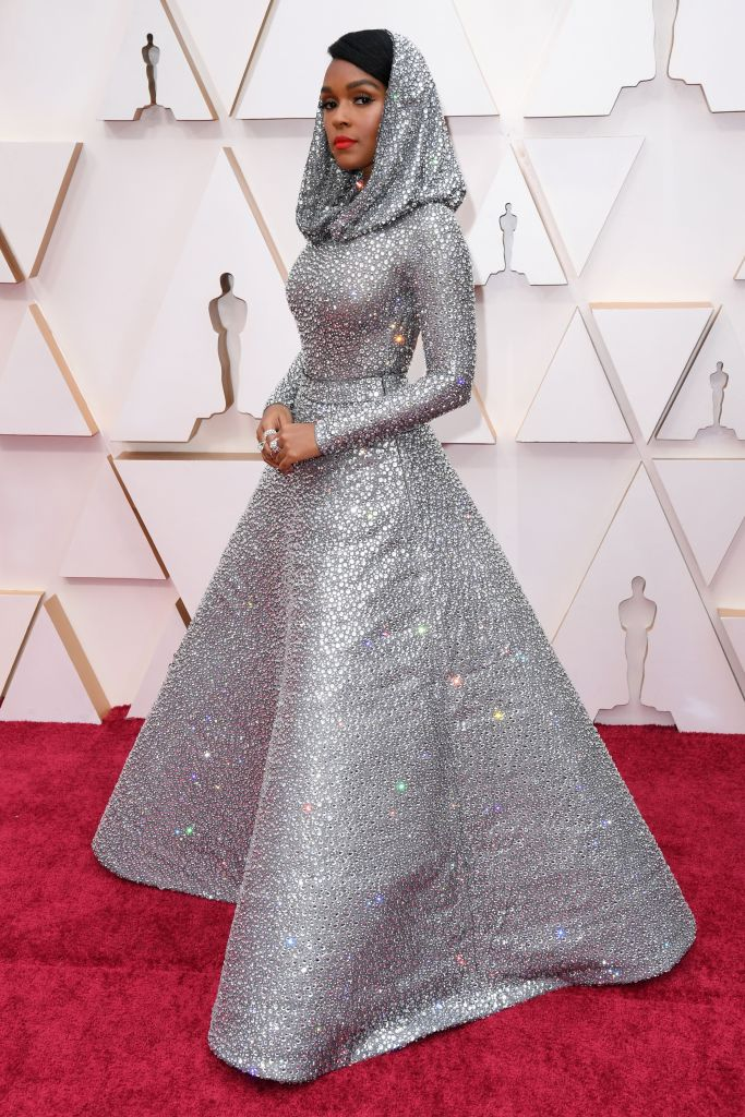 Janelle Monae Oscars Red Carpet 92nd Annual Academy Awards, Arrivals, Los Angeles, USA - 09 Feb 2020