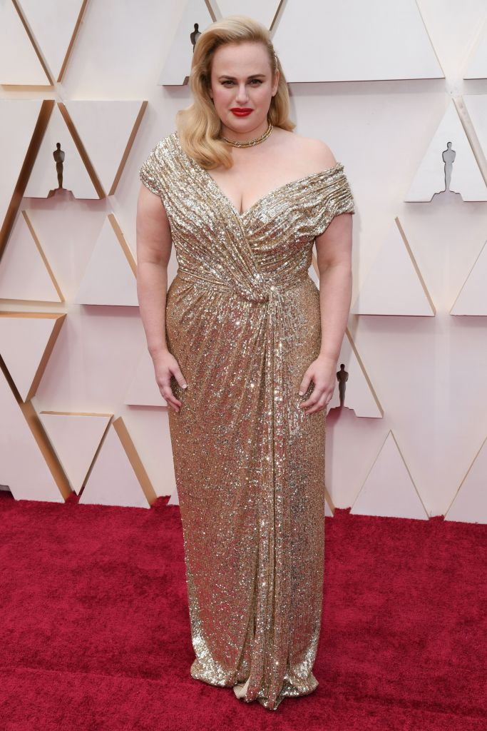Rebel Wilson 92nd Annual Academy Awards, Arrivals, Fashion Highlights, Los Angeles, USA - 09 Feb 2020