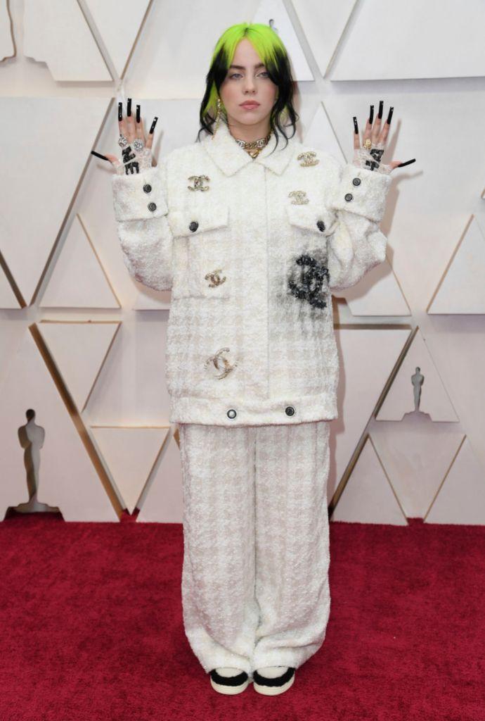 Billie Eilish 92nd Academy Awards - Arrivals, Los Angeles, USA - 09 Feb 2020