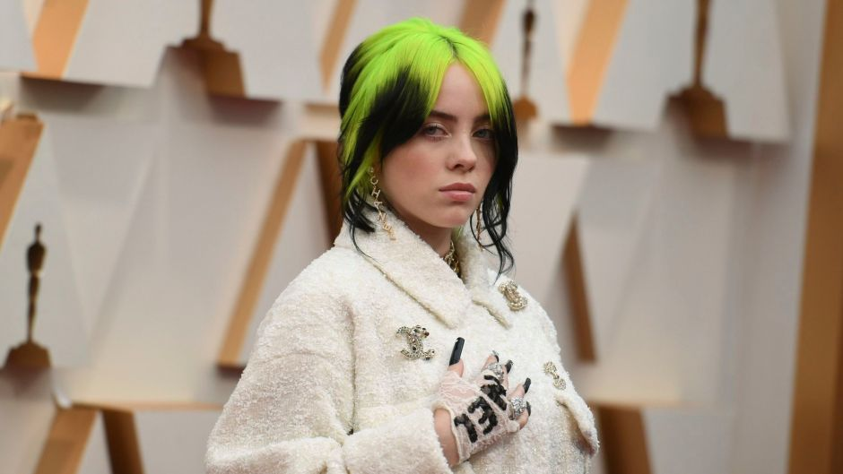 Billie Eilish Oscars red Carpet 92nd Academy Awards - Arrivals, Los Angeles, USA - 09 Feb 2020
