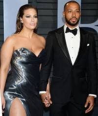 Ashley Graham and Justin Ervin Married 10 Years