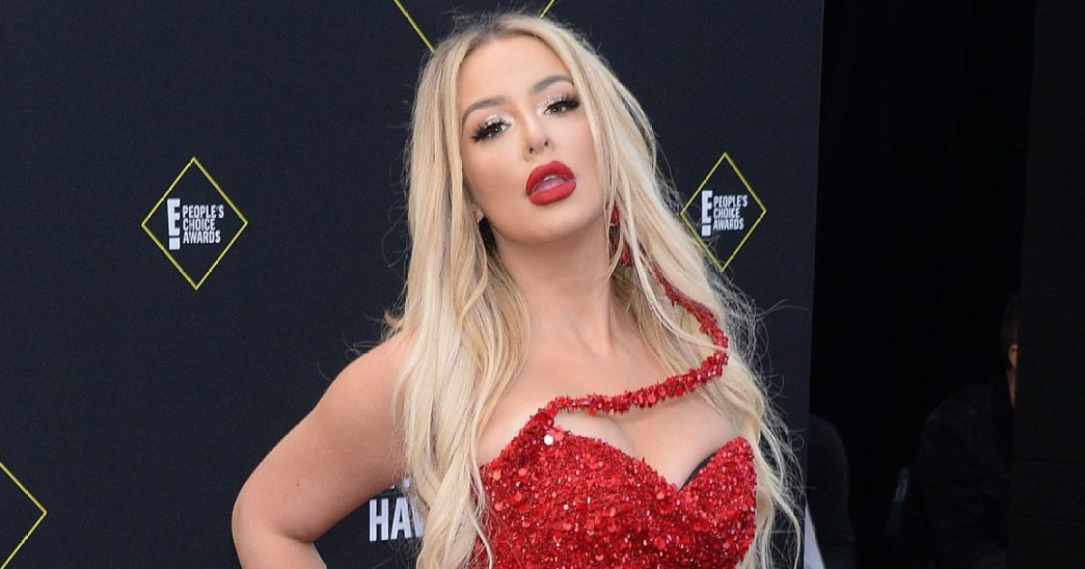All Loved Up! See Tana Mongeau's Adorable Valentine's Day Style