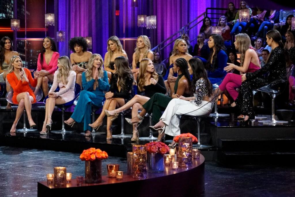 Bachelor Women Tell All FRONT ROW: KELSEY, MCKENNA, VICTORIA P, SYDNEY, LEXI, SHIANN, AND TAMMYBACK ROW: KATRINA, MAURISSA, ALEXA, KYLIE, SARAH, KIARRA, DEANDRA, SAVANNAH, ALAYAH