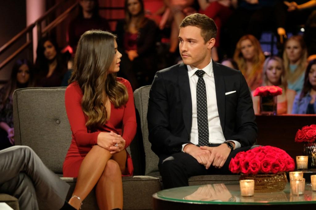 Hannah Ann and Peter Weber Reunite on After the Final Rose