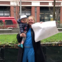 Amy Schumer and Her Son Gene