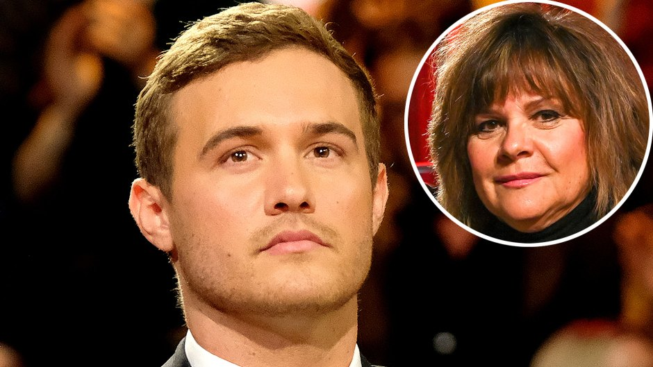 Bachelor Peter Mom Barbara Says She Didnt Watch Herself ATFR