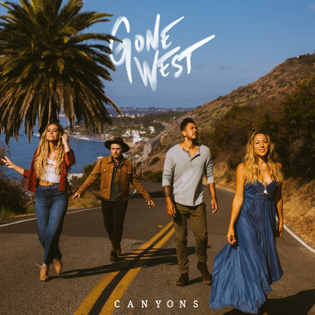 Colbie Callait and Gone West Canyons Album