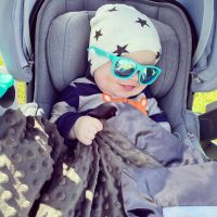 Christina Anstead's Son Hudson