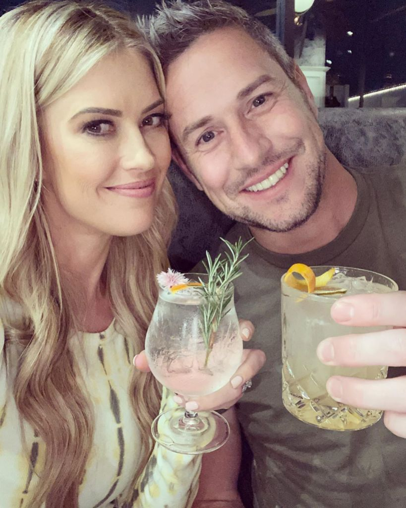 Chrsitina and Ant Anstead