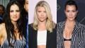 Diane Alexander, Sofia Richie, Kourtney Kardashian