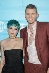 Halsey and Machine Gun Kelly