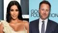 Chris Harrison, Kim Kardashian