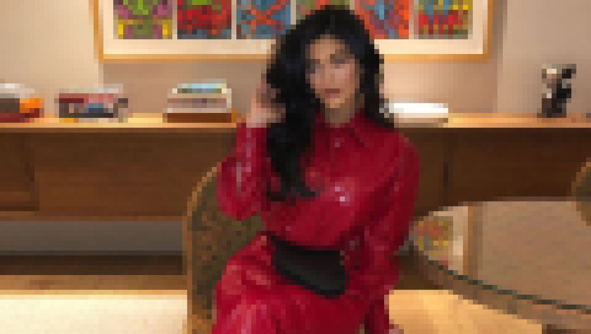 Kylie Jenner's Interior Decor