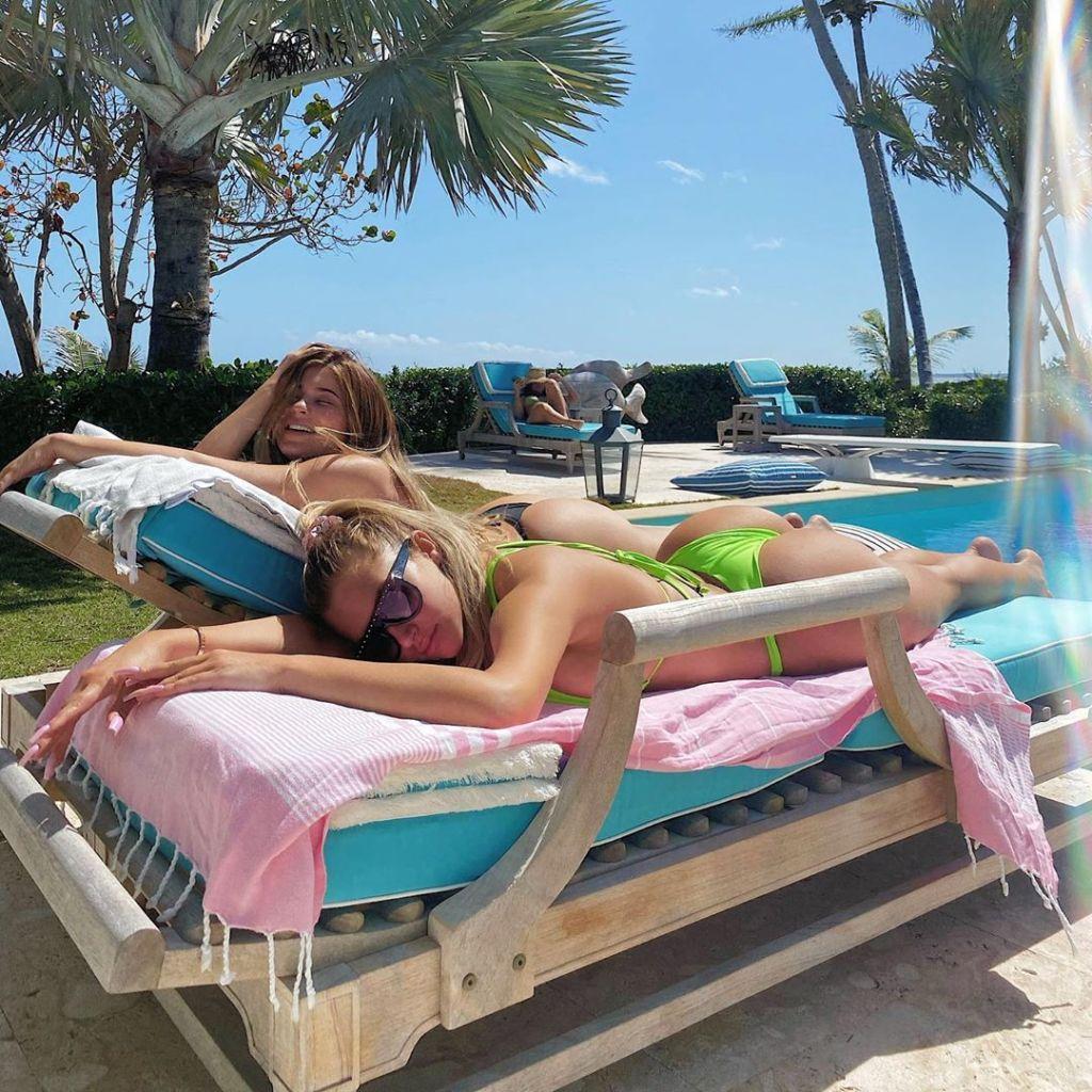 Kylie Jenner Bahamas Vacation