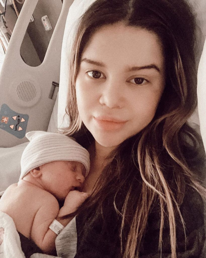 Maren Morris Gives Birth, See Her Son's Name/Meaning