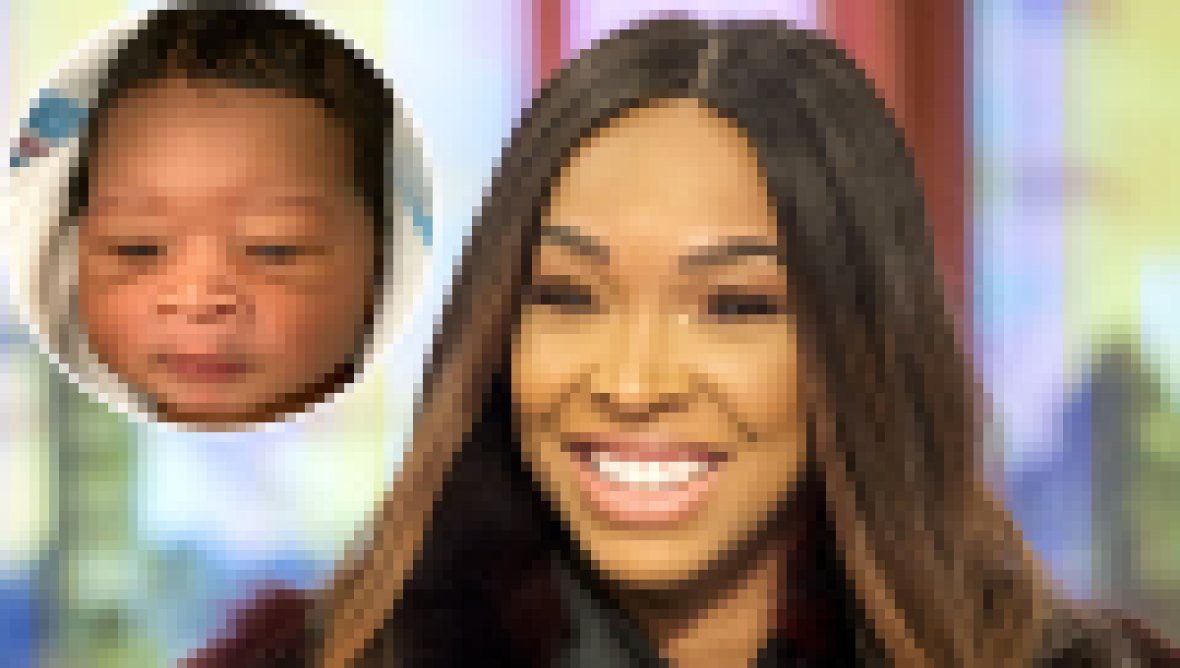 See Malika Haqq Son Cutest Photos so Far