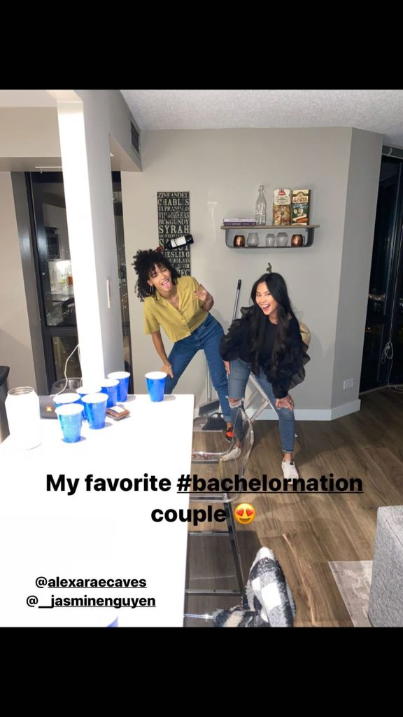 Clay Harbour Calls Alexa Caves and Jasmine Nguyen Fave Couple