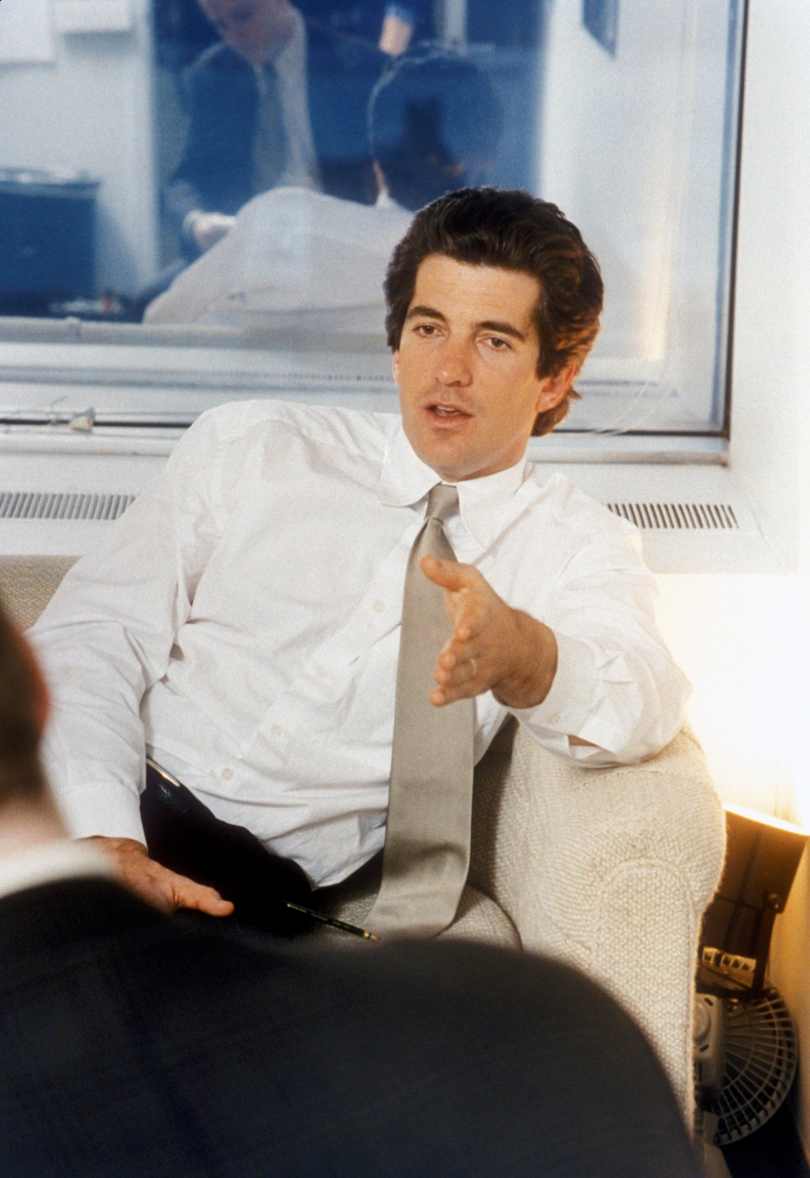 John F. Kennedy Jr. Crash Theories