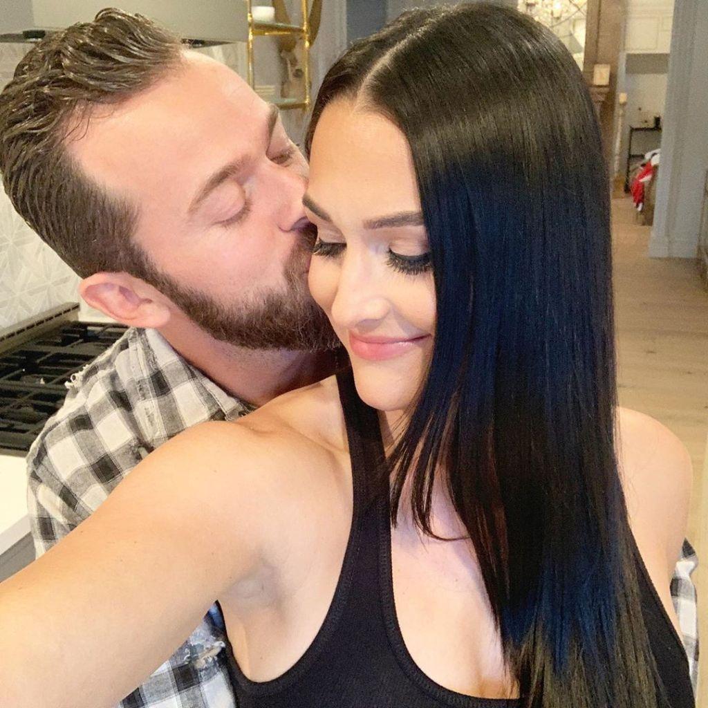 Nikki Bella and Artem Cutest Moments