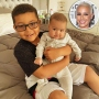 Amber Rose and kids