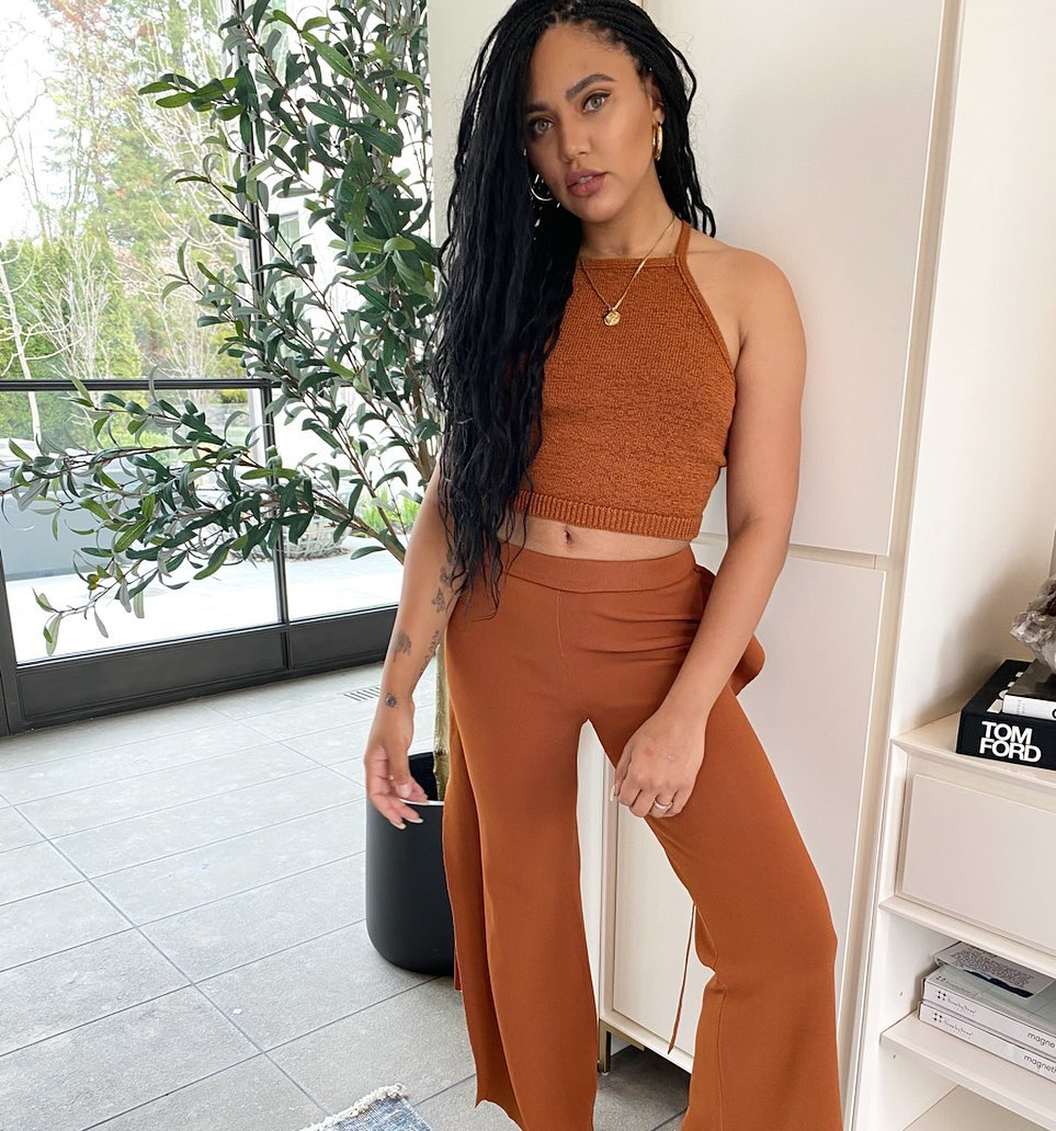 Ayesha Curry Says She S Close To Reaching Her Post Baby Goal Weight