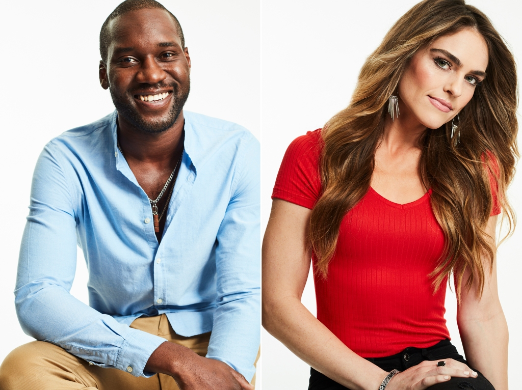 Chris Watson and Bri Stauss' Cast Photos for The Bachelor Presents Listen to Your Heart