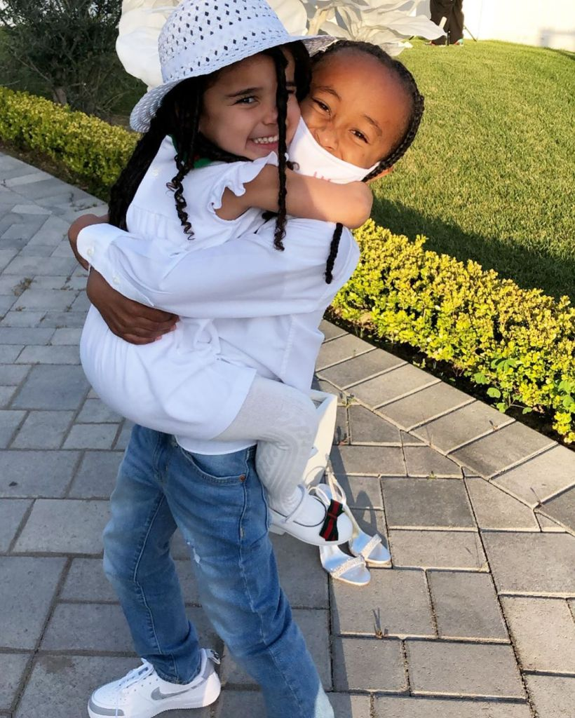 Dream Kardashian, King Cario