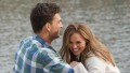 Bachelorette Hannah Brown Laughs With Ex Tyler Cameron
