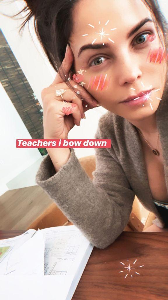 Jenna Dewan Selfie