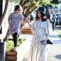 Jenna Dewan and Everly