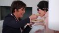Kris Jenner Feeds Kylie Jenner Tacos in Bed