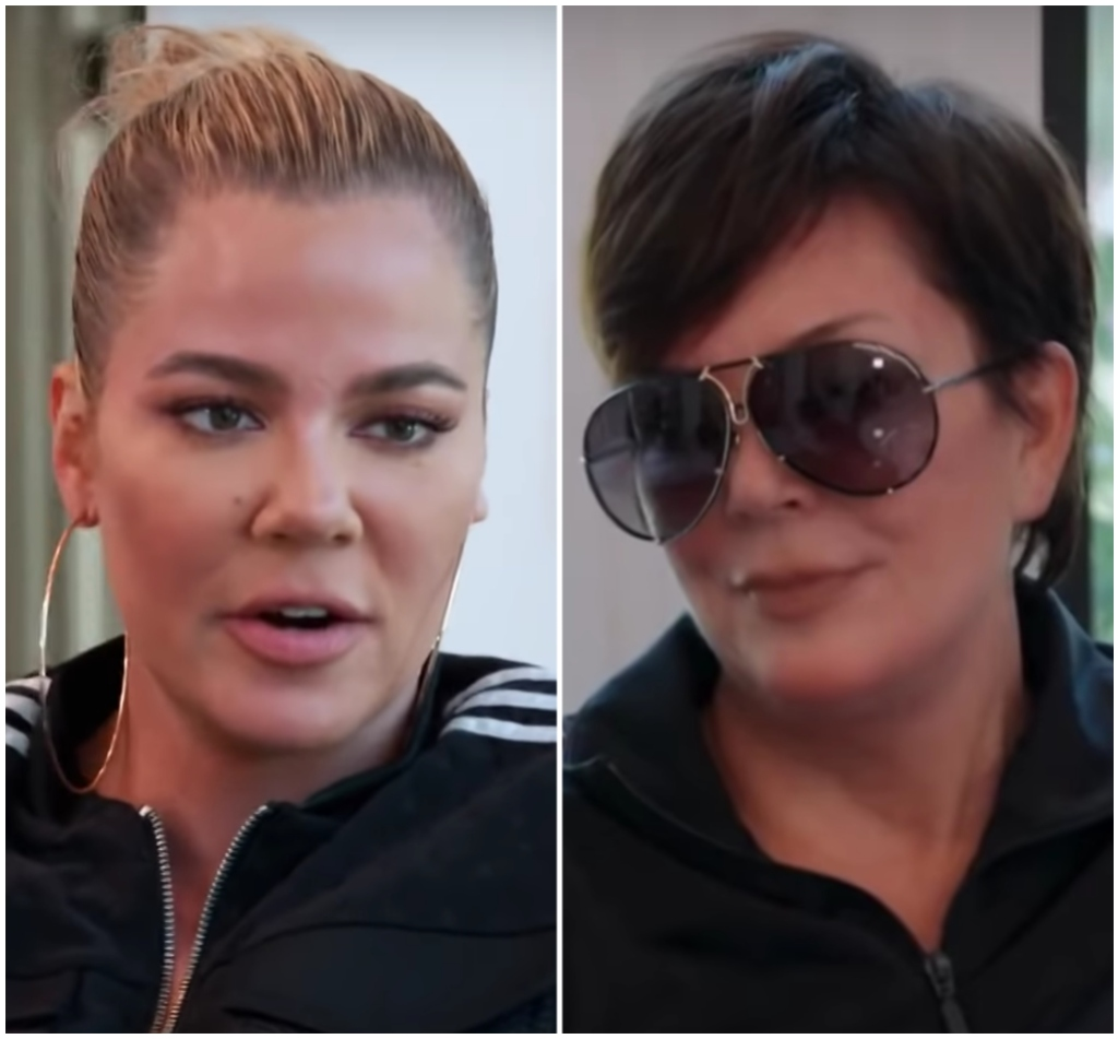 Kris Jenner Urges Khloe to Freeze Her Eggs