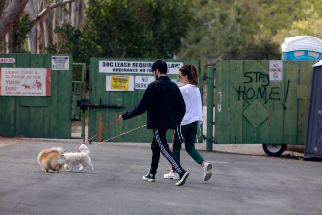 Kate Beckinsale Walks With Rumored Boyfriend Goody Grace in Los Angeles