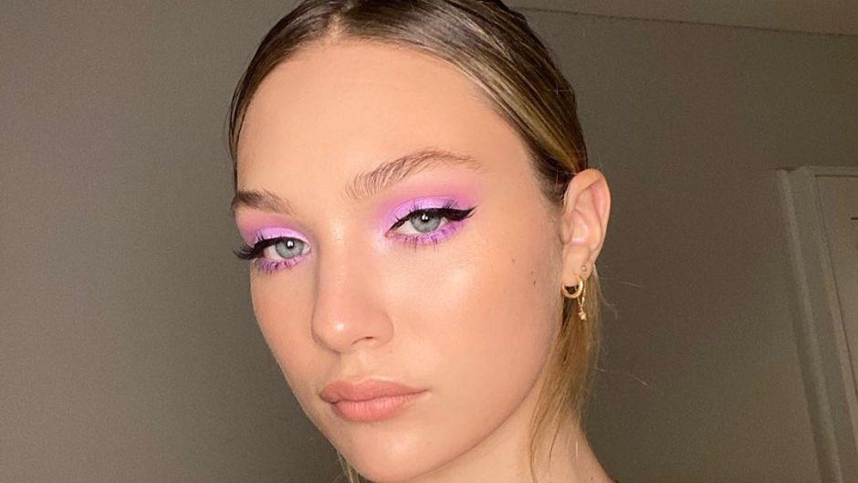 Maddie Ziegler Glam Selfies