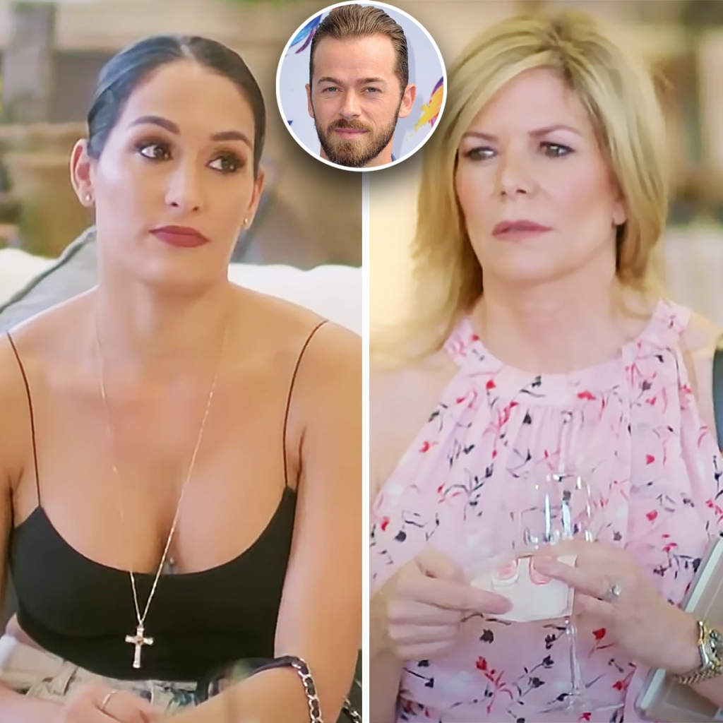 Nikki Bella's Mom Doesn't Think She's Taken Her Relationship With Fiance Artem Serious