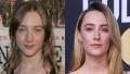 Saoirse Ronan Transformation