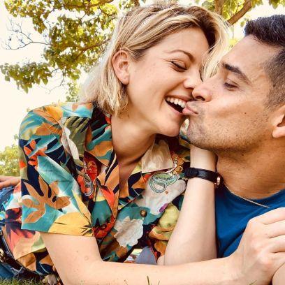 Wilmer Valderrama and fiancee Amanda Pacheco Cutest Photos Together