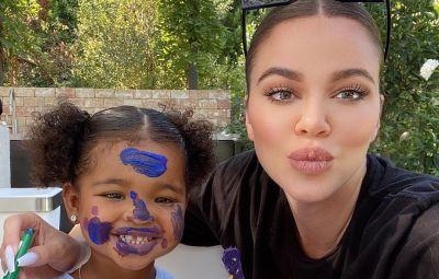 Khloe Kardashian and True Thompson Cutest Moments