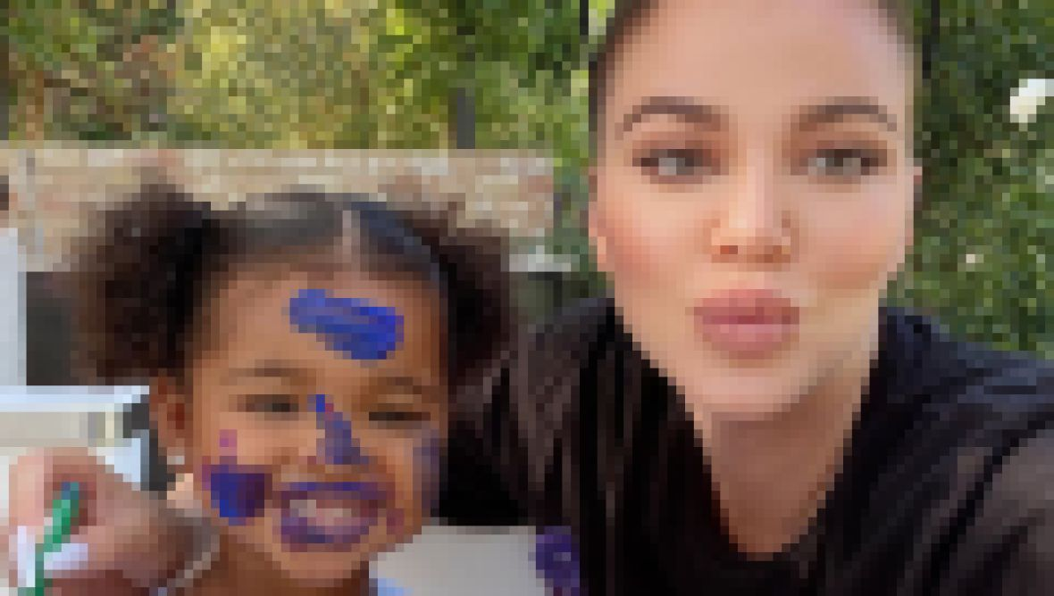 Khloe Kardashian and True Thompson Cutest Moments