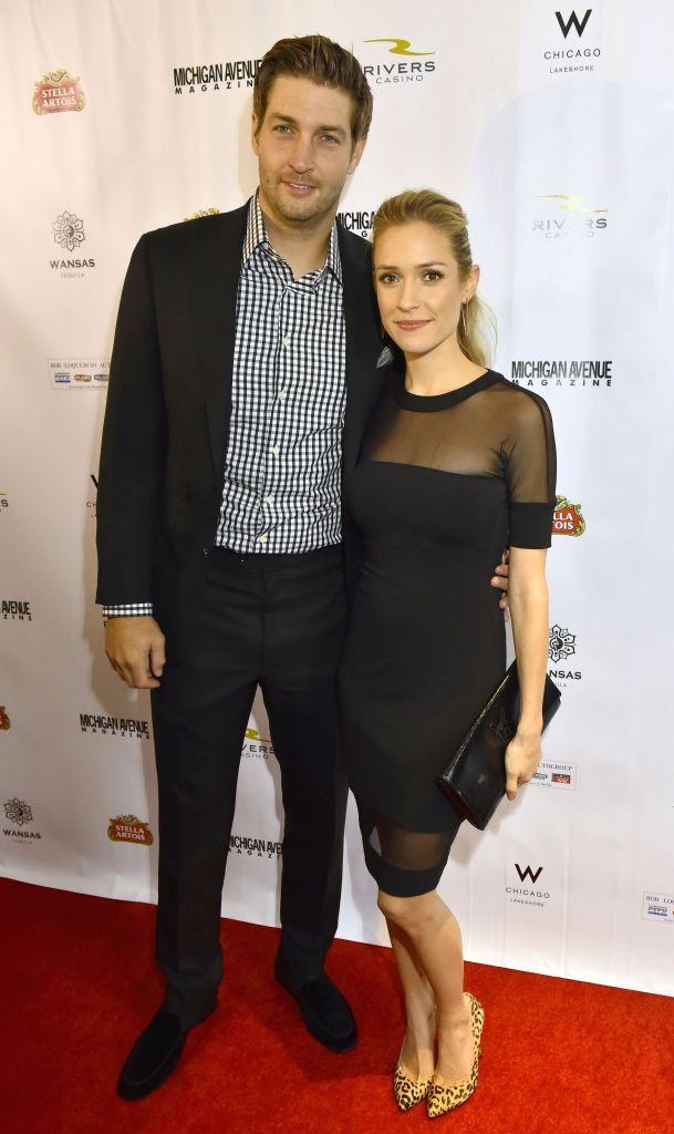 Kristin Cavallari and Jay Cutler before divorce