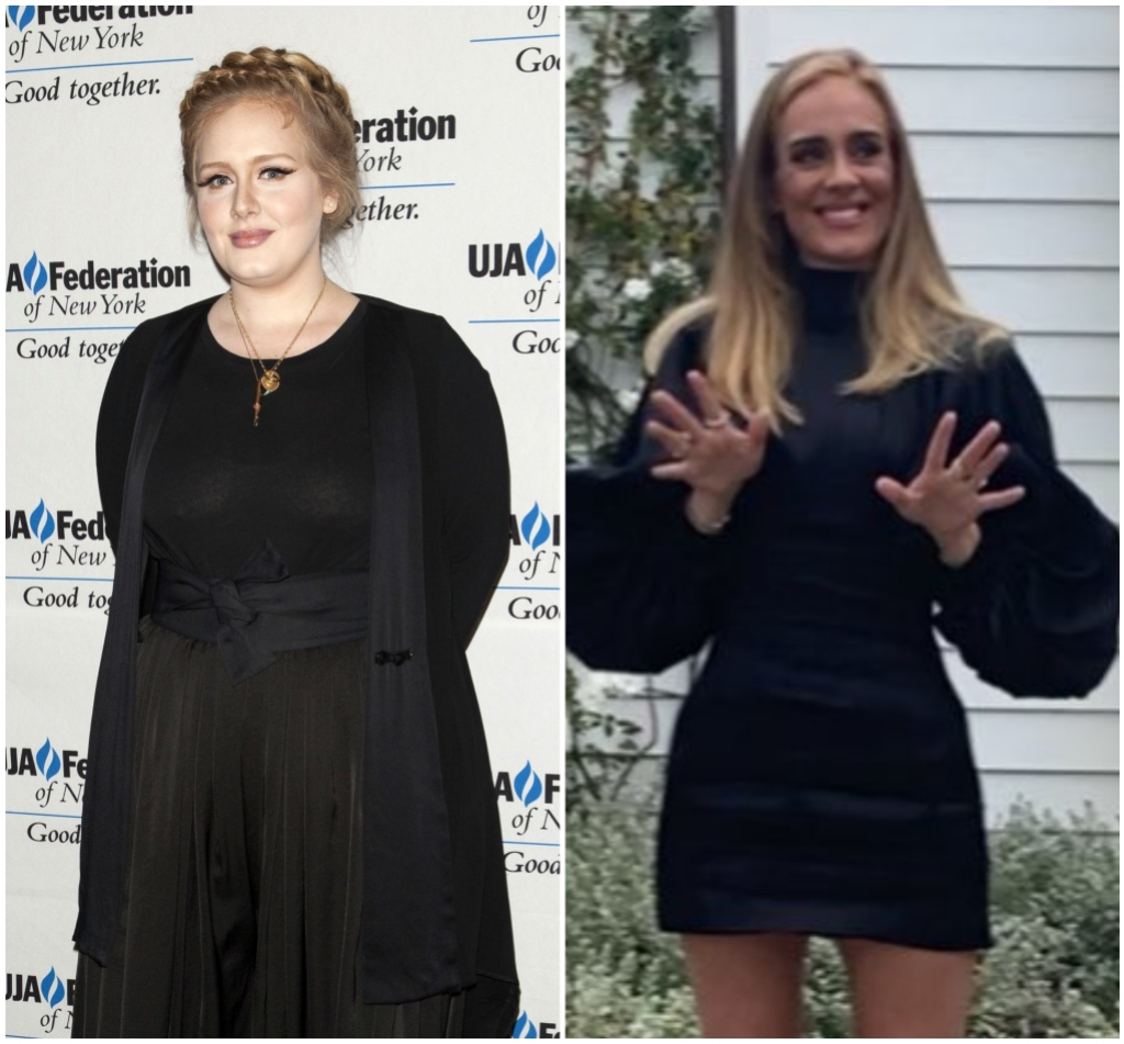 Adele's Weight Loss Was to Be 'Healthy' Not About 'Getting ...