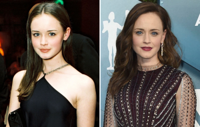From 'Gilmore Girls' to 'The Handmaid's Tale'! Alexis Bledel's Total Transformation Over the Years